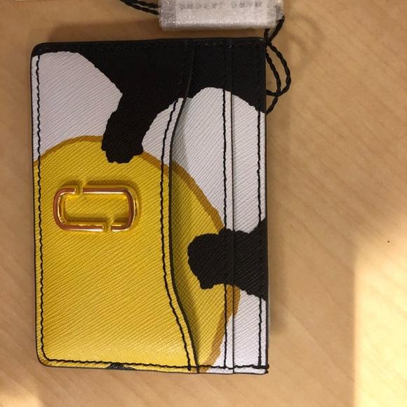 meet e435b be0ac Marc Jacobs Snapshot Card Case